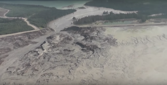 Mount Polley Mine Spill 2